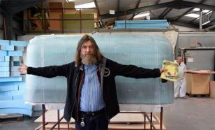 Федор Конюхов готовится к новому рекорду на уникальном аэростате