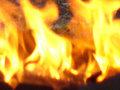 Под Тверью чуть не сгорел целый поселок