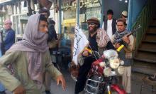 Талибы прорываются к границе Таджикистана