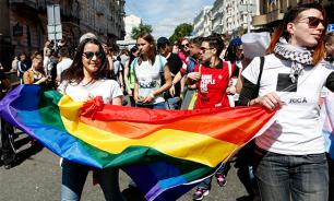 "Украина разрешит гей-браки ""как в Европе"""