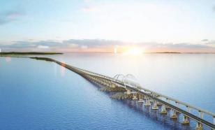 Украинские спецслужбы готовятся к уничтожению моста в Крым