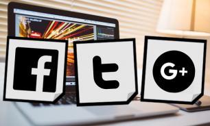 ЕС потребовал от Facebook, Google и Twitter изменить условия пользования соцсетями