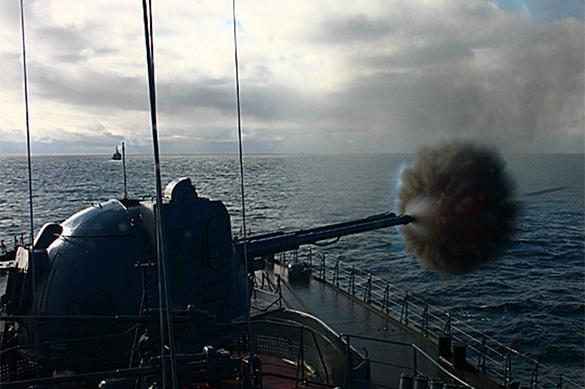 """Российская ракета """"Циркон"""" одним ударом уничтожит новейший британский авианосец"""
