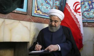 Иранцы снова выбрали своим президентом Хасана Роухани