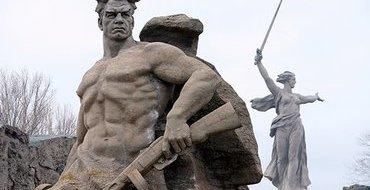 Сегодня отмечается 72-я годовщина Сталинградской битвы - День воинской славы России