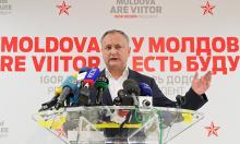 """Румыния обиделась на президента Молдавии за обещание """"дать по рукам"""""""