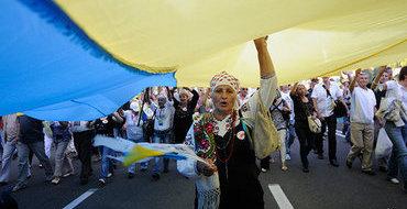 Гражданская война подвела экономику  Украины к краю пропасти