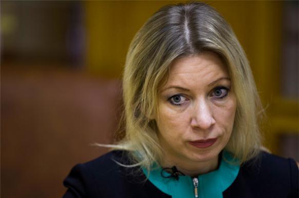 """Мария Захарова: Запад начал воевать против России """"стыдом"""""""
