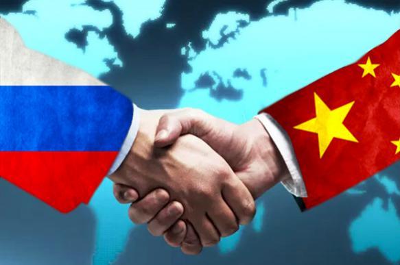 Китай озвучил стратегические планы на Россию