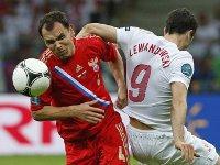 Тактический разбор: российской сборной не хватило свежести.
