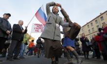 """""""Нам казалось, воссоединение с Россией это что-то заоблачное"""""""