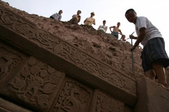 В Китае обнаружены гробницы возрастом свыше 1,7 тысячи лет