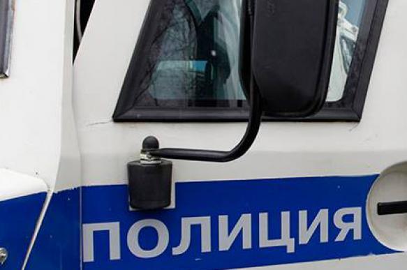 Три машины и бронированный автомобиль инкассаторов сгорели в Москве