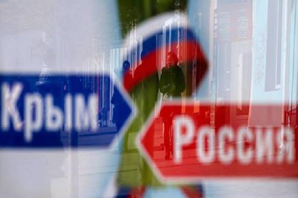 Крым не собирается проводить референдумы для Запада