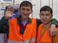 В полку трудовых мигрантов убывает из-за ослабления рубля