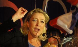 """В Еврокомиссии предрекли """"конец Европы"""" в случае победы Ле Пен"""