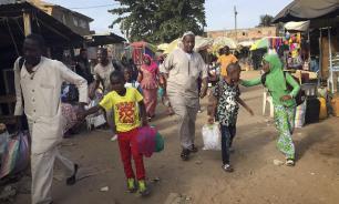 Нефть Гамбии разделит охранник магазина