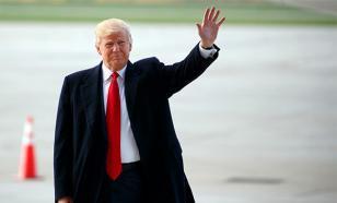 """Трамп польщен званием """"Человек года"""" от Time"""