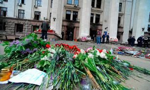 """Киев нашел виновного в """"одесской бойне"""" 2 мая 2014 года"""