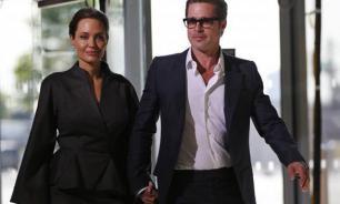 СМИ: Питт и Джоли подали на развод