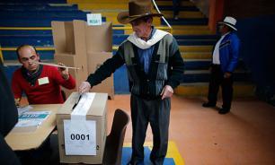 Колумбийцы проголосовали за войну с FARC до последнего повстанца