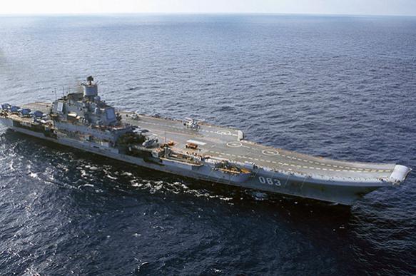 Россия отозвала запрос на заход военных кораблей в порт Испании