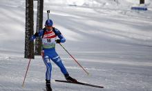 Шипулин победил Фуркада в гонке преследования на этапе Кубка мира