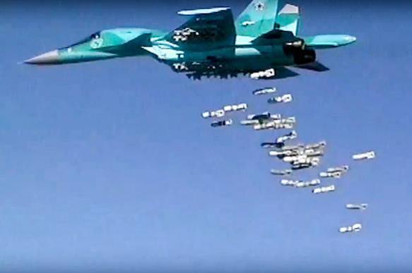 Один из главарей ИГ уничтожен ударом с российского Су-34