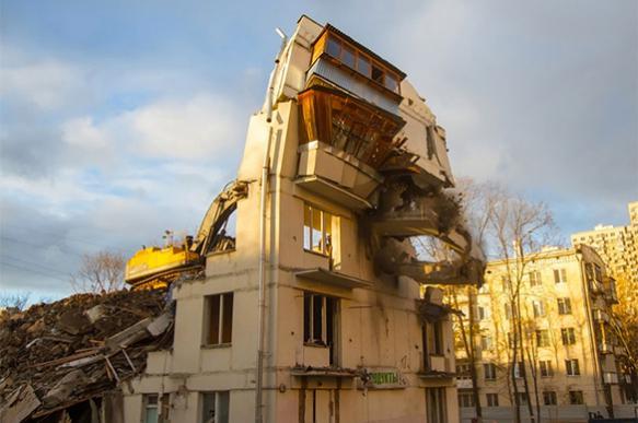 Сергей ШАРГУНОВ –  о том, почему люди не доверяют программе реновации