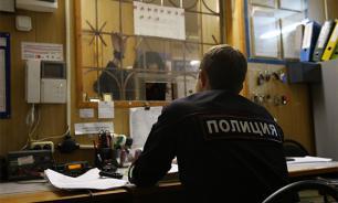 Киллер, напавший на полицейских в Москве, застрелился при задержании
