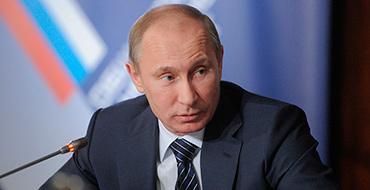 Владимир Путин: Навязанный со стороны выбор между Россией и ЕС привел Украину к расколу
