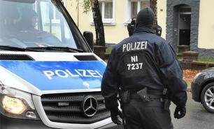 В Германии неизвестный с ножом напал на полицейский участок