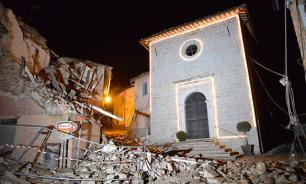 В Италии произошло два землетрясения подряд