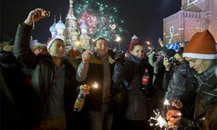 Социологов удивили развлечения россиян на Новый год