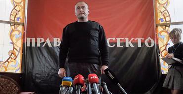Ярош призвал раздать украинцам оружие