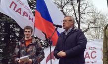 Поле битвы - Москва: Ходорковский и Касьянов не поделили центр столицы