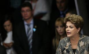Бразильский сенат объявил президенту импичмент