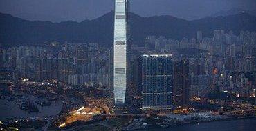 Разгон акции в Гонконге: пострадали 56 человек