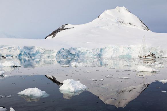 Антарктида треснула. Чем это грозит?
