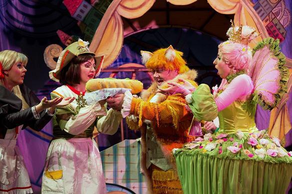 В осенние каникулы - идем в Театр Наталии Сац!
