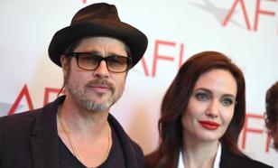 Стала известна настоящая причина развода Джоли и Питта