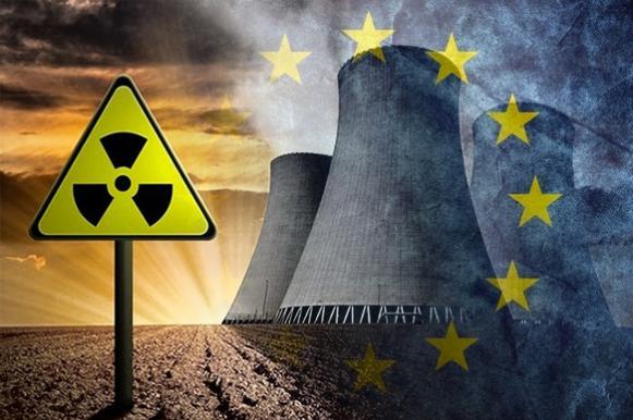 Могилизация Украины. Теперь ядерная