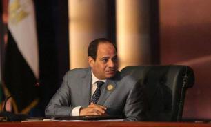 Президент Египта встретился с Лавровым и Шойгу