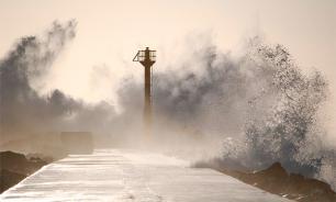 В Приморье из-за тайфуна эвакуировали более 800 человек