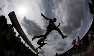 Белый флаг в спорте — к рекордам?