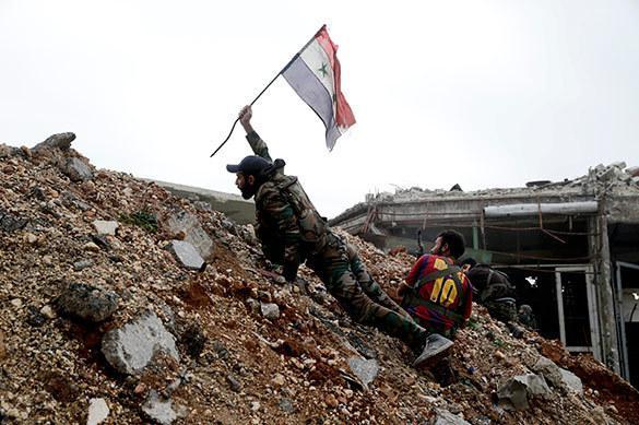 Война и мир в Сирии глазами сирийцев