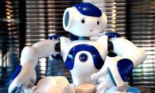 В Китае представили роботов, читающих мысли человека