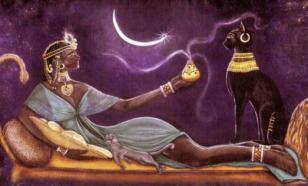 Божества урчат и виляют хвостом