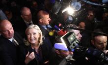 "Ле Пен ушла из ""Народного фронта"" в президенты Франции?"