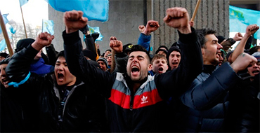 Политолог: Лидер крымских татар избрал для себя позицию врага России